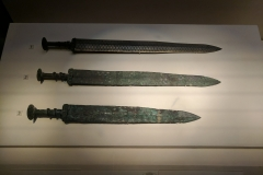 diverse chinesische Schwerter