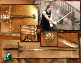 ZEF 2 - Langes Schwert