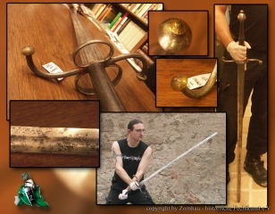 ZEF 3 - Langes Schwert