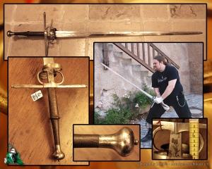 ZEF 8 - Langes Schwert/Seitschwert