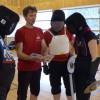 "Zornhau Seminar in Australien, ""Jungk Ritter lere"" mit Jens Peter Kleinau"