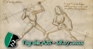 Zornhau - Tag der Axt 18.07.2021
